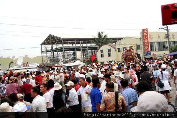 2006年西港慶安宮刈香祭典 (15).JPG
