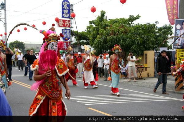 2006年西港慶安宮刈香祭典 (10).JPG