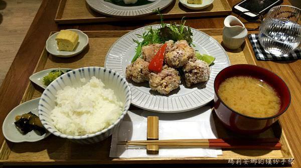 台北忠孝新生站美食|小器食堂@華山店-親身感受日本工藝的手感與溫暖