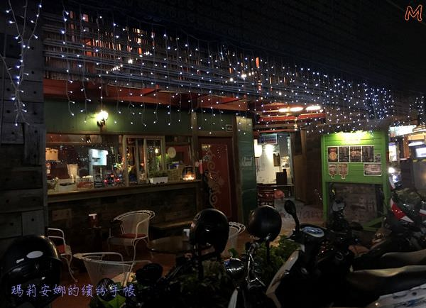 台中西區美食 Basil羅勒小館(原:書報館)