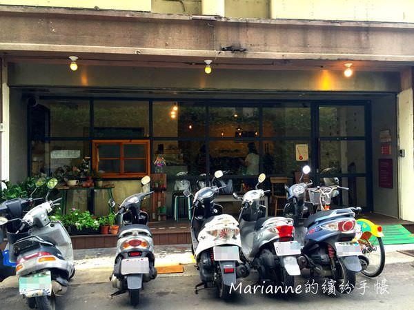 台中西區午茶/咖啡/甜點|東京涉谷來的 Haritts 甜甜圈咖啡廳