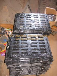 grill saluran proyek berau