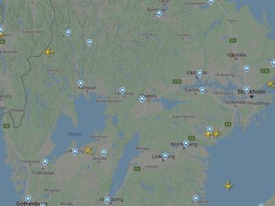 Flygtrafik