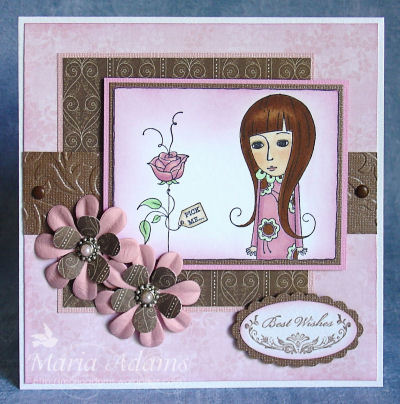 PFP Rose Pink and Cocoa 400