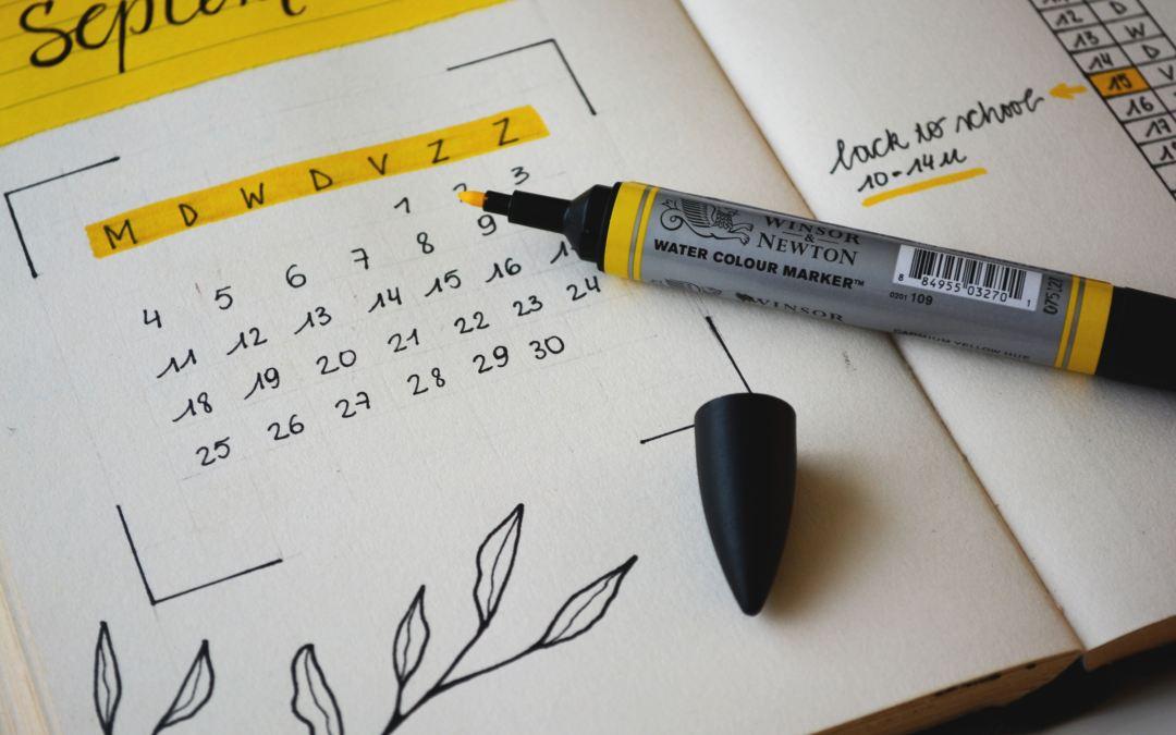Любимый стишок детей про дни недели: развиваем словарный запас
