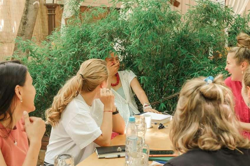 Писательские завтраки Булочки с текстом в Мюнхене 2