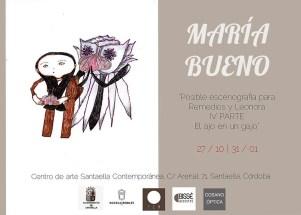 Exhibition's invitation