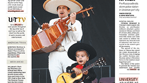 Mariachi Real's Newest Member Makes The Front Page