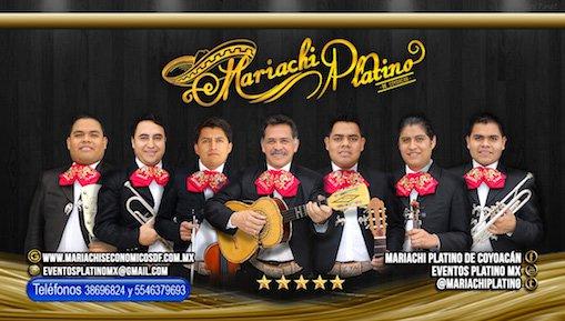 Mariachis Del DF