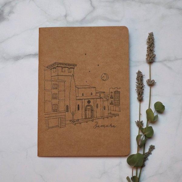cuaderno zamora