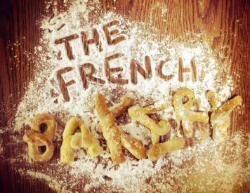 The French Bakery Typography