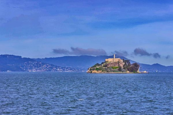 Alcatraz San Francisco California 1