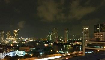 Nightfall, Bangkok
