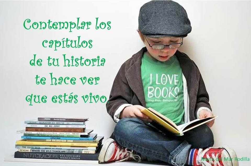 Contemplar los capitulos de tu historia...