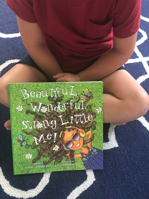 Book Review-Beautiful, Wonderful, Strong Little Me!