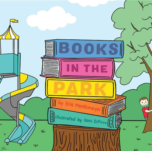 Book Review-Books in the Park - mariadismondy.com
