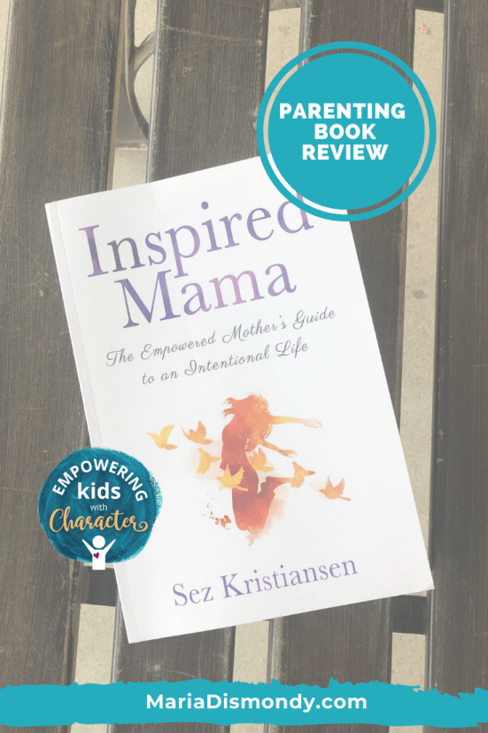 Book Review: Inspired Mama-This book showed up in my inbox and I was intrigued. The book starts out with the author Set Kristiansen having a panic attack or maybe an episode of the baby blues. You are immediately connected to the author as being authentic. This book is going to tell us like it is! #InspiredMama #BookReview #BooksToRead #BooksWorthReading