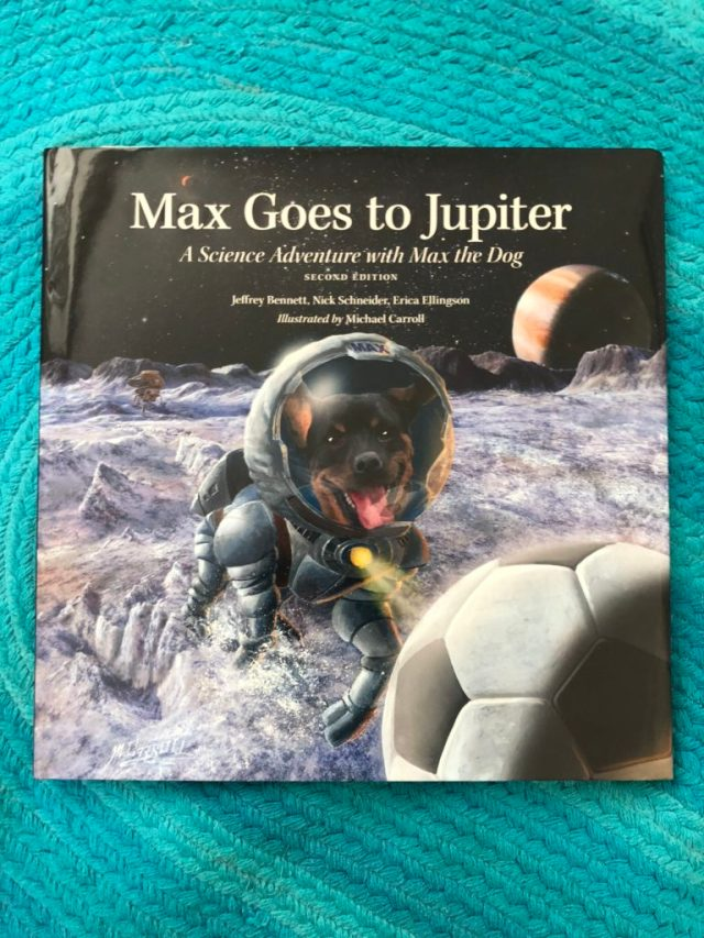 Book Review-Max Goes to Jupiter - mariadismondy.com