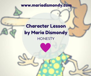Character Lesson for Mondays - HONESTY