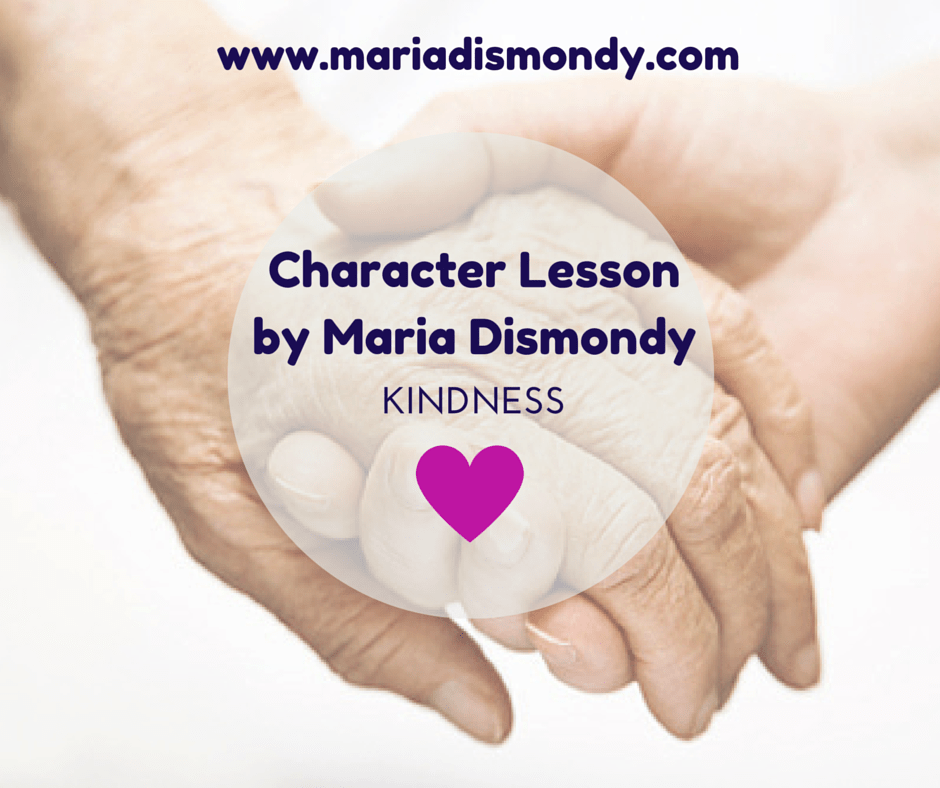 Character Lesson for Mondays - KINDNESS