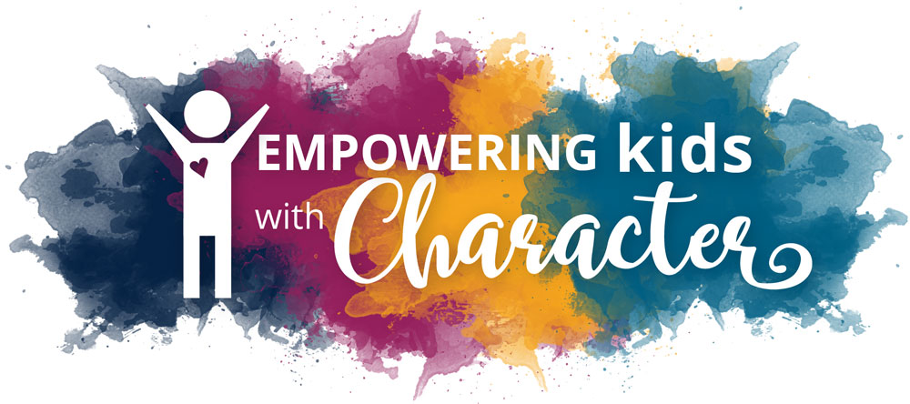 Empowering Kids with Character, A movement to incorporate character development while enriching the lives of children through education and beyond.