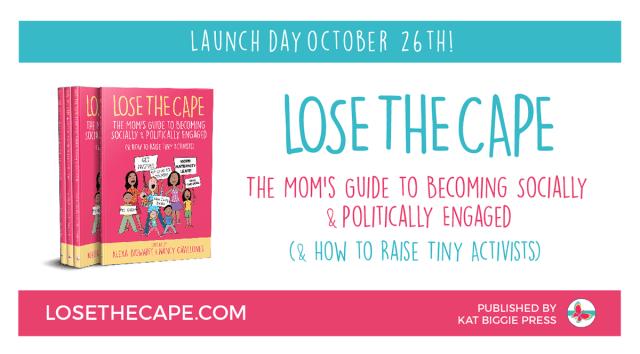 New Book Out-Raising Tiny Activists - mariadismondy.com