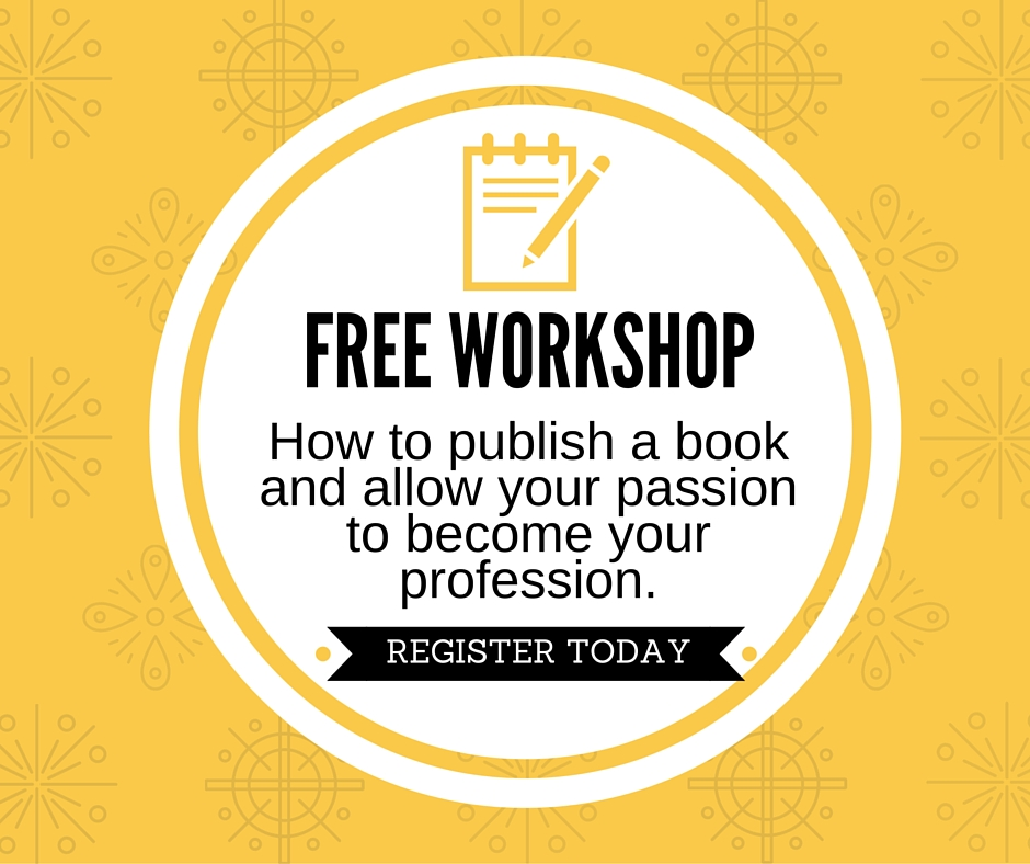 Learn to Publish Your Own Book!