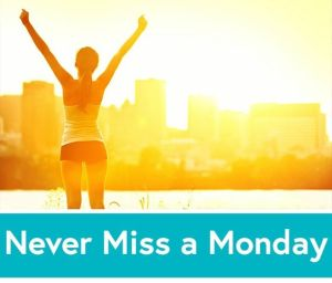 Maria's Pinterest Top Picks Fitness 7 Reasons to Never Miss a Monday Workout