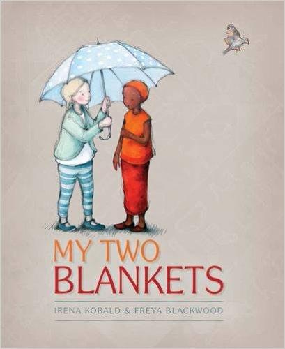 My Two Blankets by Irena Kobald - mariadismondy.com