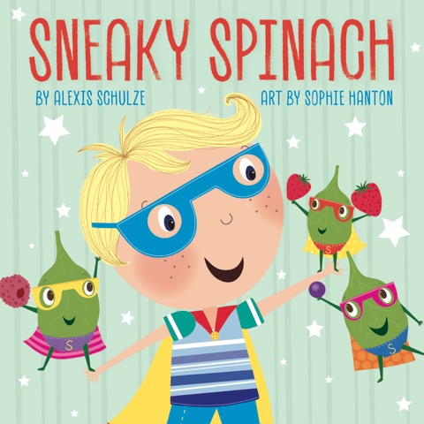 Book Review-Sneaky Spinach - mariadismondy.com
