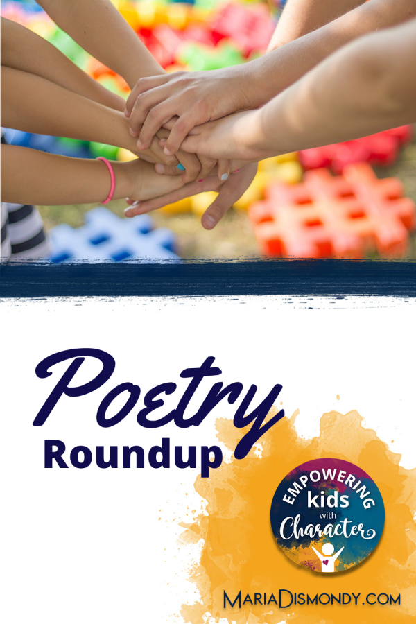 April is National Poetry Month! To celebrate we thought it would be fun to round up some of the best current poetry books out there for children. #Poetry #PoetryRoundup #PoetryForKids
