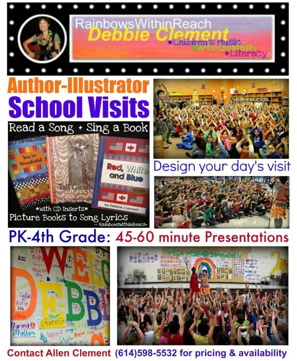 School Visit Flier