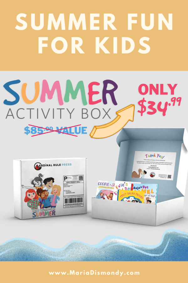 Keep the learning and emotional growth going throughout summer! Purchase here: https://gum.co/wOoKe while supplies last. #Summer #PictureBooks #SummerReading