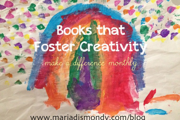 Make A Difference Monthly-Creativity