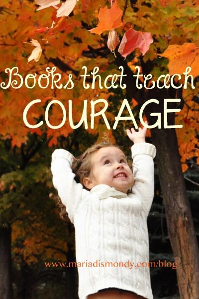 Books That Teach Courage