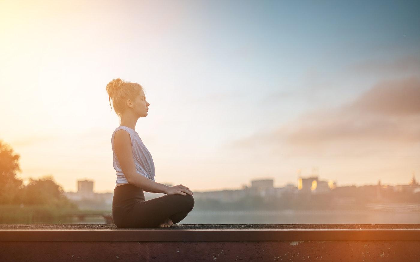Călătoria interioară  – partea întâi – meditaţia