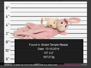 Teddy Rescue  Maria en la red
