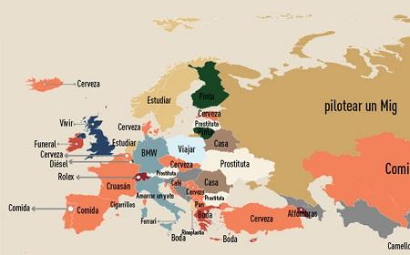 Los precios más buscados en Google en todo el mundo