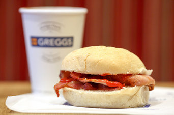 freebacon greggs