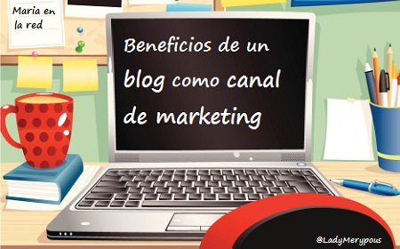 Beneficios del blog como canal de marketing