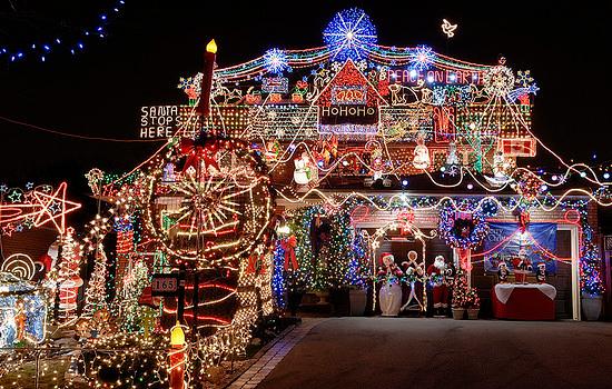 wifi christmas lights too much