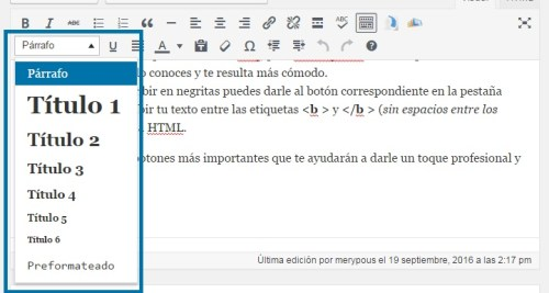wordpress-barra-de-herramientas-desplegable-formato