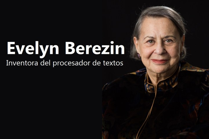 Evelyn Berezin
