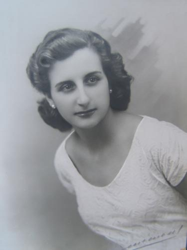 Biografía: Mi abuela Ela, Mercedes Xancó Soler