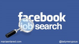 Coming soon: Ofertas de empleo en Facebook
