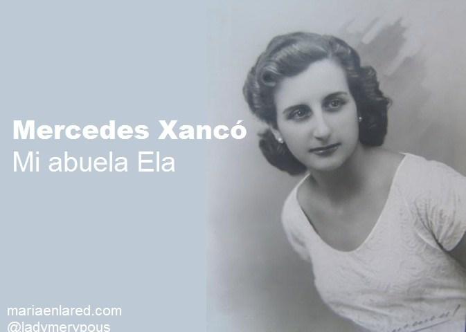 Mi abuela Ela