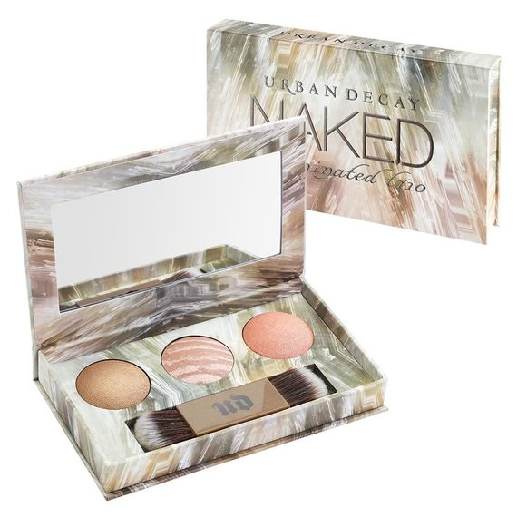 Naked illuminated trio urban decay maria frangieh blogger lebanon