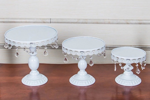 Lot de 3 supports plateaux Candy Bar 30€-