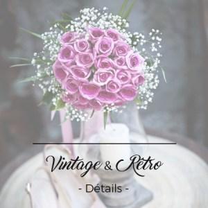 vintage-retro toulouse décoration mariage événement