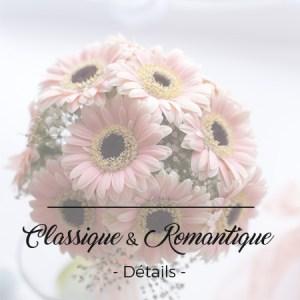 décoration mariage classique romantique toulouse